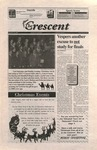 """The Crescent"" Student Newspaper, December 11, 1998"