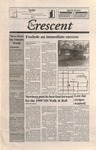 """""""The Crescent"""" Student Newspaper, March 5, 1999 by George Fox University Archives"""