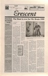 """The Crescent"" Student Newspaper, April 9, 1999"