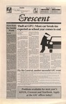 """The Crescent"" Student Newspaper, April 16, 1999"