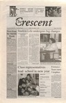 """The Crescent"" Student Newspaper, November 5, 1999 by George Fox University Archives"