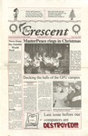 """The Crescent"" Student Newspaper, December 10, 1999 by George Fox University Archives"