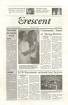 """The Crescent"" Student Newspaper, March 11, 2000 by George Fox University Archives"