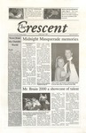 """The Crescent"" Student Newspaper, April 7, 2000 by George Fox University Archives"