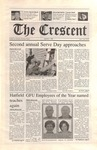 """The Crescent"" Student Newspaper, September 1, 2000 by George Fox University Archives"