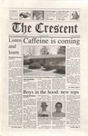 """The Crescent"" Student Newspaper, September 15, 2000"
