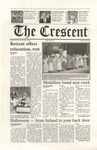 """The Crescent"" Student Newspaper, October 27, 2000"