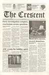 """The Crescent"" Student Newspaper, November 17, 2000"