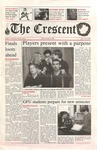 """The Crescent"" Student Newspaper, December 8, 2000 by George Fox University Archives"