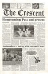"""The Crescent"" Student Newspaper, February 2, 2001 by George Fox University Archives"