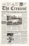 """The Crescent"" Student Newspaper, February 16, 2001"