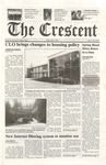 """The Crescent"" Student Newspaper, March 2, 2001 by George Fox University Archives"
