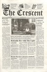 """The Crescent"" Student Newspaper, March 16, 2001"