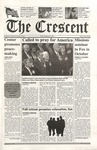 """The Crescent"" Student Newspaper, September 21, 2001 by George Fox University Archives"