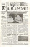 """The Crescent"" Student Newspaper, October 19, 2001 by George Fox University Archives"