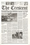 """The Crescent"" Student Newspaper, December 7, 2001 by George Fox University Archives"