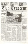 """The Crescent"" Student Newspaper, February 1, 2002 by George Fox University Archives"