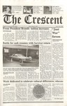 """The Crescent"" Student Newspaper, February 15, 2002"