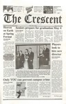 """The Crescent"" Student Newspaper, April 19, 2002"