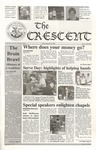 """The Crescent"" Student Newspaper, September 27, 2002"