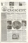 """The Crescent"" Student Newspaper, October 10, 2002"