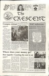 """The Crescent"" Student Newspaper, October 25, 2002 by George Fox University Archives"
