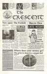 """The Crescent"" Student Newspaper, November 8, 2002 by George Fox University Archives"