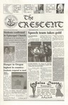 """The Crescent"" Student Newspaper, November 22, 2002 by George Fox University Archives"