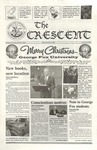 """The Crescent"" Student Newspaper, December 13, 2002"