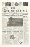 """The Crescent"" Student Newspaper, February 7, 2003 by George Fox University Archives"