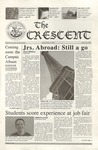 """The Crescent"" Student Newspaper, February 21, 2003"