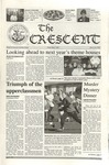 """The Crescent"" Student Newspaper, March 7, 2003 by George Fox University Archives"