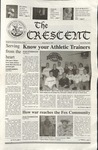 """The Crescent"" Student Newspaper, March 21, 2003 by George Fox University Archives"