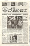 """The Crescent"" Student Newspaper, April 17, 2003"