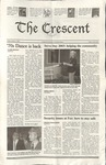 """The Crescent"" Student Newspaper, October 3, 2003"