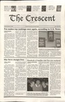 """The Crescent"" Student Newspaper, November 14, 2003 by George Fox University Archives"