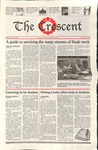 """The Crescent"" Student Newspaper, December 5, 2003 by George Fox University Archives"