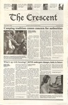 """The Crescent"" Student Newspaper, March 5, 2004 by George Fox University Archives"