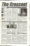 """""""The Crescent"""" Student Newspaper, October 15, 2004 by George Fox University Archives"""