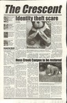 """The Crescent"" Student Newspaper, November 12, 2004 by George Fox University Archives"