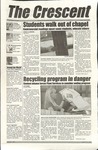 """The Crescent"" Student Newspaper, February 4, 2005 by George Fox University Archives"