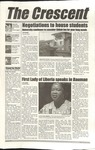 """The Crescent"" Student Newspaper, April 22, 2005"