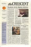 """The Crescent"" Student Newspaper, October 28, 2005 by George Fox University Archives"