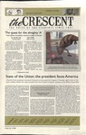 """The Crescent"" Student Newspaper, February 4, 2006"