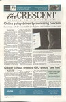 """The Crescent"" Student Newspaper, March 3, 2006 by George Fox University Archives"