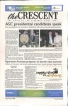 """The Crescent"" Student Newspaper, March 17, 2006 by George Fox University Archives"