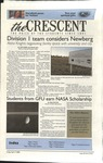 """""""The Crescent"""" Student Newspaper, April 7, 2006 by George Fox University Archives"""
