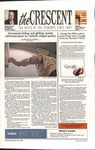 """""""The Crescent"""" Student Newspaper, January 23, 2008 by George Fox University Archives"""