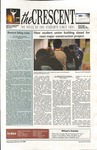 """The Crescent"" Student Newspaper, February 20, 2008"