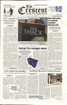 """""""The Crescent"""" Student Newspaper, October 1, 2008 by George Fox University Archives"""